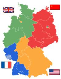 Deutschland 1945-1946