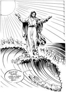 surfing Jesus Rick Griffin