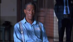 Morgan Freeman The Shawshank Redemption